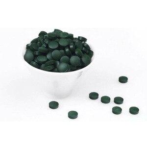 Image 5 - Polvo de Alga y espirulina, rico en proteínas, multivitaminas, obleas de espirulina, para salud general, bueno, inmunológico, antifatiga