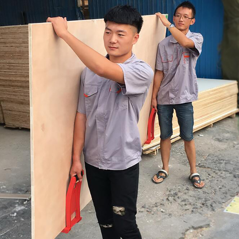 Lifting Board Tool Panel Carrier 80Kg ABS Lifter Carrier Plate Plywood Loader With Skid-Proof Handle Panel Carrier