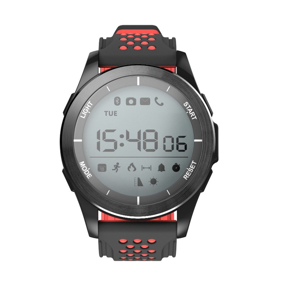<font><b>NO.1</b></font> <font><b>F3</b></font> Sports Smartwatch Bluetooth IP68 Professional Waterproof Swimming Watch Pedometer Outdoor Wristwatch for Android IOS image