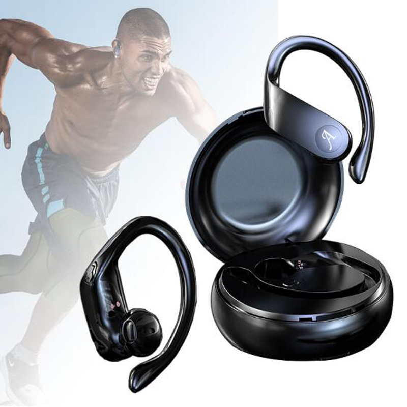 2020 New Original product <font><b>Bluetooth</b></font> 5.0 Handsfree <font><b>Earphone</b></font> HiFi Double Side Stereo Headset Noise Cancelling in Retail Box image