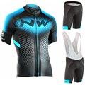 Northwave Nw летние велосипедные Джерси Набор дышащая одежда MTB для велосипедистов велосипедная Одежда для велоспорта Одежда Майо Ropa Ciclismo