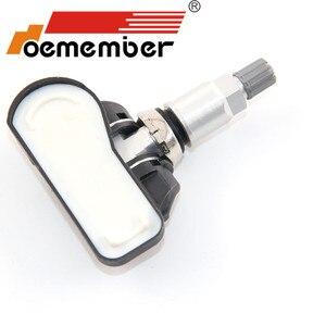 Image 4 - OEMEMBER A0009050030 Carro Sistema de Sensor de Pressão Dos Pneus TPMS Sensor Para MERCEDES BENZ C250 C300 C350 C63 433MHZ