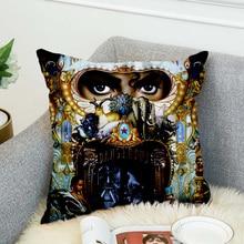 Michael Jackson Pillow Case Polyester Decorative Pillowcases Throw Pillow Cover style 8