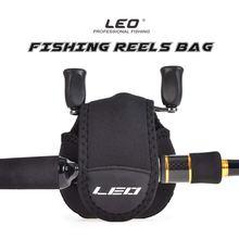 Рыболовная катушка leo защитная сумка для катушки чехол барабана/спиннинга/плота