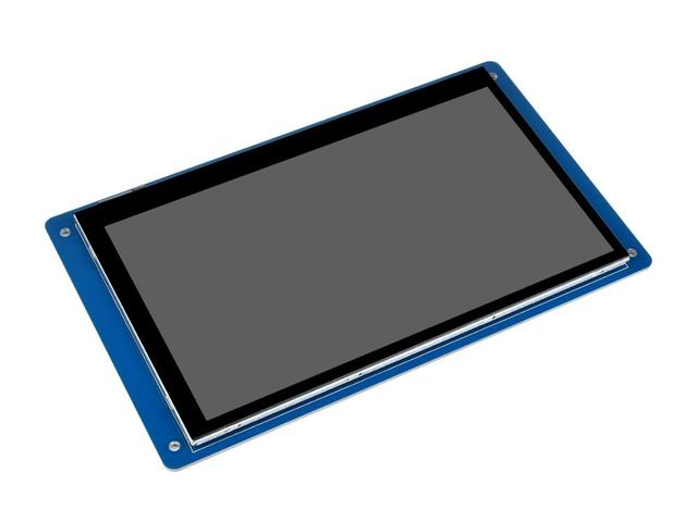 Waveshare 7inch Capacitive Touch LCD (G) 800 * 480 Multicolor Graphic LCD touch screen for use with MCU with LCD controller