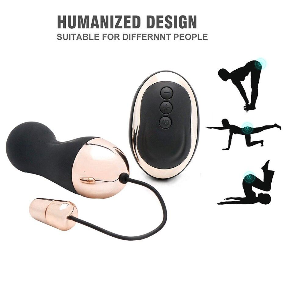 Беспроводной Вибратор с дистанционным управлением, секс-игрушка для взрослых, мощный пулевидный яичный продукт для женщин, кегелиевый мяч, ...
