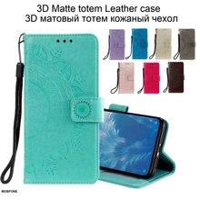 3D totem Leather case For Motorola MOTO G9 PLUS G 9 Wallet Book Flip Soft Cover MOTO G9 Play E7 PLUS ShockProof Cases E7 Power