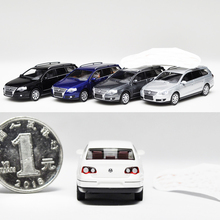 Limited edit 1:87 VW Passat B6 plastic Car Model Diecasts To