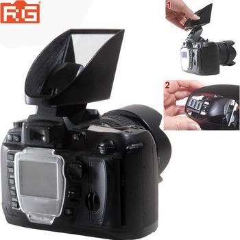 Lustro Flash dyfuzor do D700 D7000 D90 D300 7D 5D III II 70D 100D 700D 60D 600D tanie i dobre opinie Black approx 75mm x 60mm x110mm Nieregularny kształt