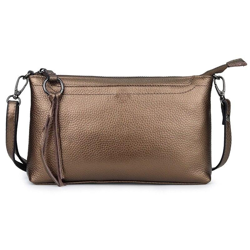 Fashion Ladies Handbag Messenger Bag Shoulder Bag Women Genuine Leather Mini Wallet Women Crown Evening Bag