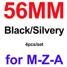 Venda quente 4 pçs/lote 57mm 56 MILÍMETROS Car Centro de Roda Tampa Tampa do Cubo Da Roda Emblema Tampa Aro para CX 5 7 9 RX MX MPV Car Styling