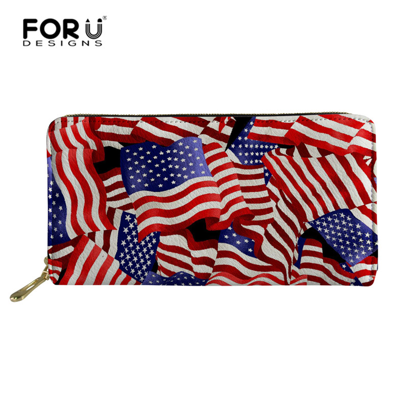 Ladies Multi Print Long Coin Purse Womens Wallet Card Holder New UK