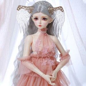 Image 3 - Fairyland FL Feeple60 Rendia baby dolls 실리콘 bjd 1/3 바디 모델 소녀 소년 인형 눈 수지