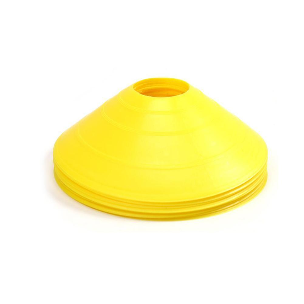 5Pcs Roller Skating Soccer Speed Training Disc Cone Football Skating Rugby Marker Sport Track Inline Basketball Space Outdo Q7T9