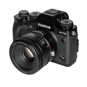 Image 5 - Fringer EF FX השני FR FX20 עדשת מתאם פוקוס אוטומטי עבור Canon EF עדשה כדי Fujifilm הר עבור Fujifilm X E EF FX2 פרו x H X T X PRO