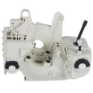 Image 2 - שמן דלק גז טנק דפוק מנוע שיכון Fit עבור Stihl 023 025 Ms 230 Ms 250 מסור