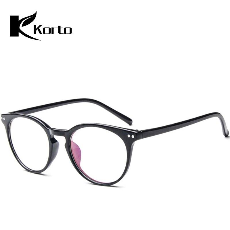 Zerowki Men Eyeglasses Women Glasses Noughts Frame Lunette De Vue Femme Brillen Frame Without/No Diopter Degree Glasses Girls