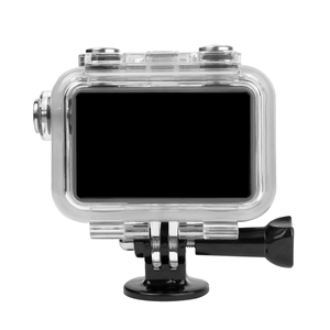 Image 3 - Sunnylife Sport Camera 60M Waterproof Case Diving Shell Housing for DJI OSMO ACTION Underwater Cover Diving Filters Accessory