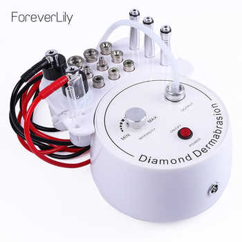 3 In 1 Diamond Microdermabrasion Dermabrasion Machine Water Spray Exfoliation Beauty Machine Wrinkle Facial Peeling Device - DISCOUNT ITEM  37% OFF All Category