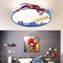 Modern Led Children Ceiling Lamp Smart Spot Children's Baby Room Nursery Home Decorative Indoor Lighting Fixture Flush Mount