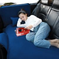 Car inflatable bed car supplies rear mattress CAR SUV rear seat sleeping automatic inflatable mattress air cushion bed