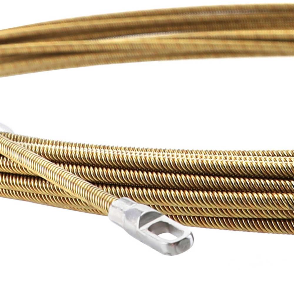 Kawat Listrik Threader 5/10/15/20M Listrik Threading Perangkat Kawat Kabel Berjalan Penarik Memimpin Konstruksi alat