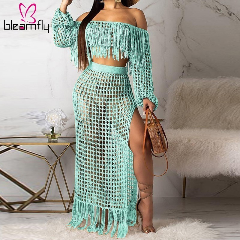 Sporty Style 2 Piece Women Fall Loose Short Tops Solid Casual Long Jumpsuits Set