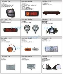 Image 5 - V32 V33 ナンバーランプパジェロモンテロ用リアストップランプ電球 1989 1999 v32 で v31 v33 v43 v30 公園ランプ
