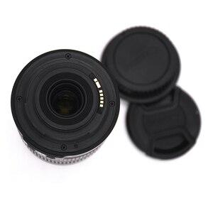 Image 4 - משמש Canon EF S 55 250mm f/4 5.6 הוא II טלה זום עדשה עבור Canon EOS DSLR מצלמות