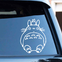 Beauty Totoro Car Sticker Vinyl Decal Decorate Sticker Auto Products