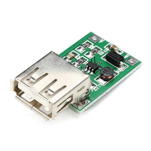 10pcs/lot Dc-dc Adjustable Voltage Regulator Power Module Board 0.9v ~5V V 5V 600MA USB Battery Booster Board