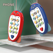 Electronic-Phone-Toys Music Baby Multi-Function Early-Childhood