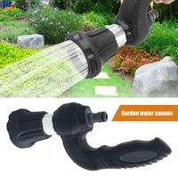 Mighty Power Hose Blaster Fireman Nozzle Lawn Garden Super Powerful Home Original Car Washing by Bulb Head Wash Water Your Lawn