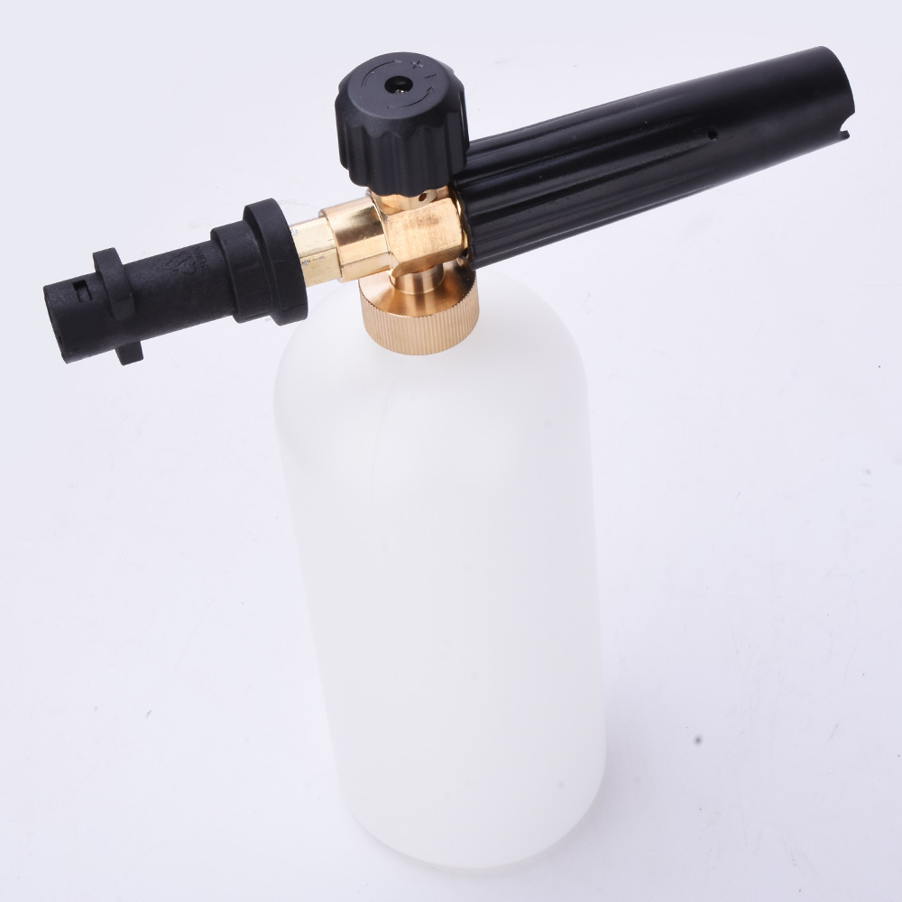 Image 2 - Car Washer Metal Water Sprayer Jet Lance with Quick 5 Nozzles Tips for Karcher K2 K3 K4 K5 K6 K7 High Pressure Washers 1L Bottle-in Water Gun & Snow Foam Lance from Automobiles & Motorcycles