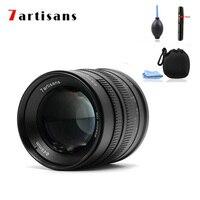 7artisans APS C 55mm F1.4 Manual Fixed Lens for Fuji X Mount Cameras X A1 X A10 X A3 X at X M1 XM2 X T1 X T10 X T2 X T20 X Pro1