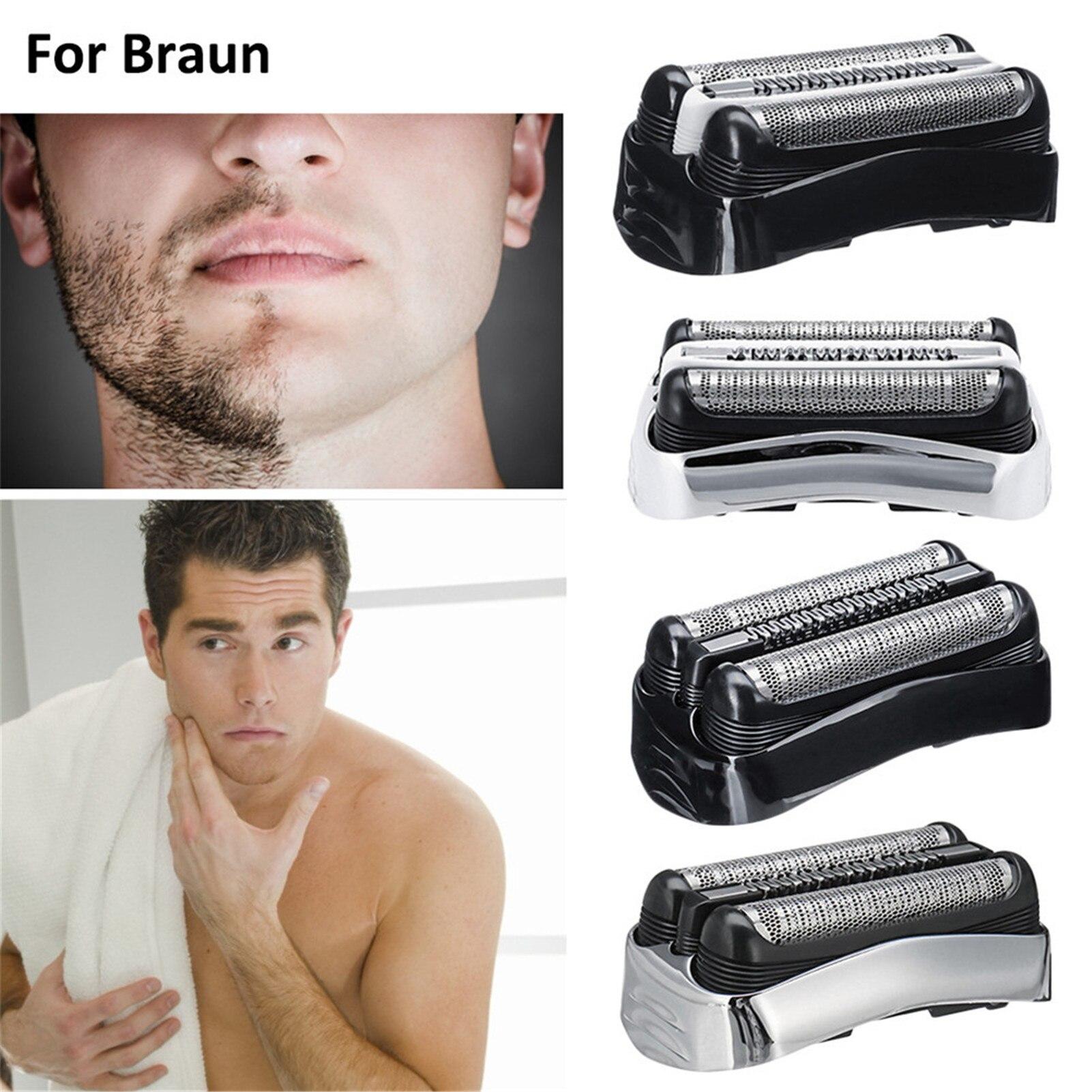Замена электробритва головки для зубных щеток Braun 32B 32С 21B 21С 3 серии 300S 301S 310S 320S 330S 340S 360S 380S 3000S 3010S