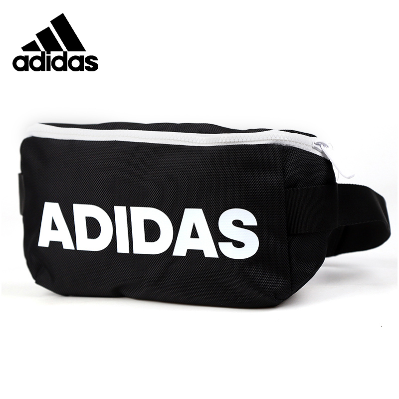 Original Adidas EC Shoulder Bags Waist Pack Unisex Handbags Sports Training Bags DZ9238