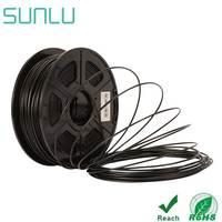 PLA Carbon Fiber Filament For 3D Printer 1KG 3D Carbon Fiber PLA Filament Similar Metal Tecture Dimensional Accuracy +/ 0.02mm