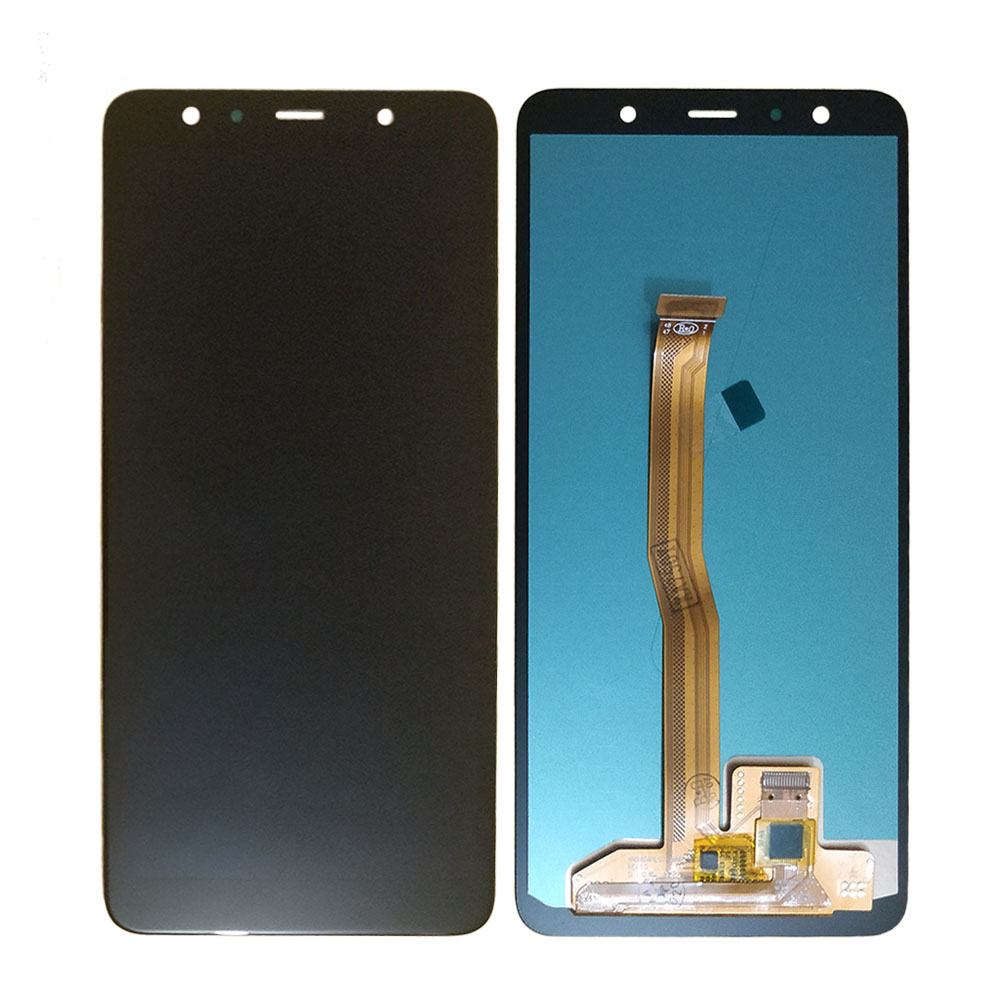 A750 LCD For <font><b>Samsung</b></font> <font><b>Galaxy</b></font> <font><b>A7</b></font> <font><b>2018</b></font> A750 A750F A750DS oled LCD <font><b>display</b></font> Touch Screen Digitizer Assembly <font><b>A7</b></font> <font><b>2018</b></font> LCD A750FN Screen image