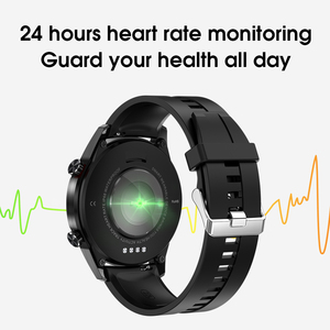 Image 2 - L13 Smart Watch Bluetooth Dail Calling Music Control ECG Fitness Health Tracker IP68 Waterproof Sport Smartwatch for Android IOS