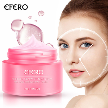 EFERO Freckle whitening Face cream  remove melasma and freckle remove Anti-Aging Anti-wrinkle Brighten skin Face Serum skin care недорого
