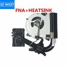 Высококачественный Охлаждающий радиатор для ноутбука HP 15-J 15-T FNA 765737-001 KSB06105HB-CJ1M 100% протестирован Быстрая доставка