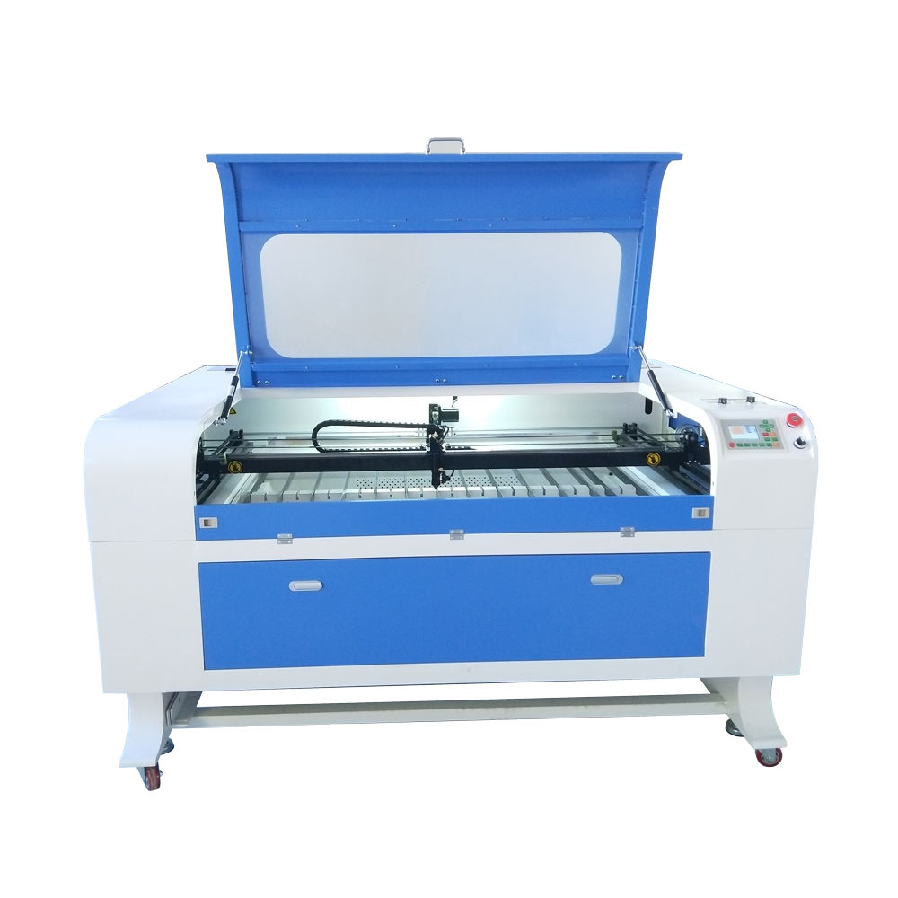 80W 1390 Laser Engraver Ruida 6442S Laser Engraving Cutting Machine Woodworking Wood Plywood Acrylic Leather