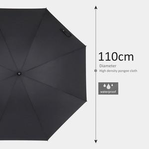 Image 5 - ใหม่มาถึงแบรนด์ญี่ปุ่นร่มยาว 8K Windproofไม้ขนาดใหญ่ผู้ชายร่มฝนคลาสสิกธุรกิจParaguas