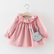 Menoea baby Herbst Kleinkind Baby Mädchen Kleid Kinder Mädchen Plaid Erdbeere Patchwork Casual Kinder Kleid Neugeborenen Baby Kleid