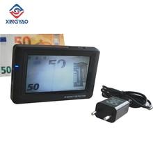 Инфракрасная камера детектор денег портативный детектор денег мини детектор банкнот