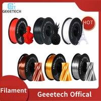 GEEETECH 1kg 1.75mm PLA/PETG/ABS stampante 3D filamento confezionamento sottovuoto magazzini all'estero una varietà di colori nave veloce