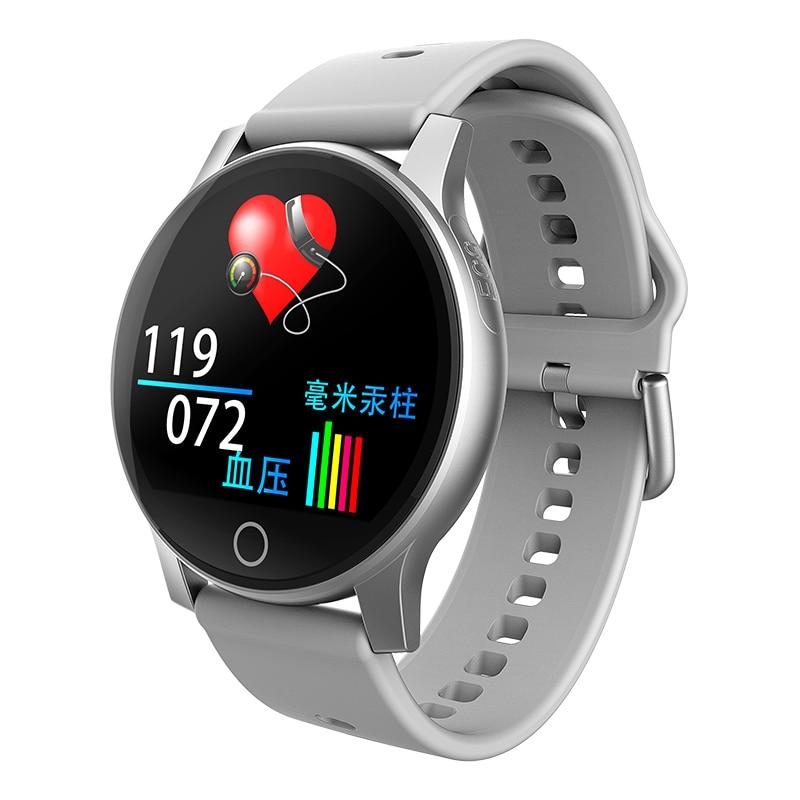 2019 plus récent montre intelligente ECG + PPG couleur écran Bluetooth numérique bande intelligente fréquence cardiaque pression artérielle sport Smartwatch Bracelet