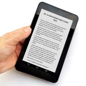 Image 2 - Sıcak dijital e kitap okuyucu akıllı Android WiFi pc çalar destek oyunları destek arka gece kullanımı için hediye 32GB kartı