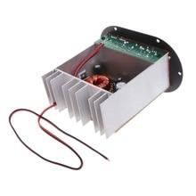 купить 120W 8-12 Core Tube 12V Car Tritone /Pure Bass Amplifier Board New X6HB дешево